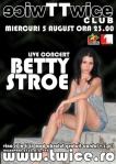 Bety Stroe in picioarele goale