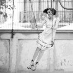 Alexandrina Hristov in sandale